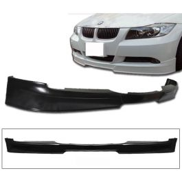 2005 2008 bmw e90 4dr front bumper lip alpina style poly. Black Bedroom Furniture Sets. Home Design Ideas