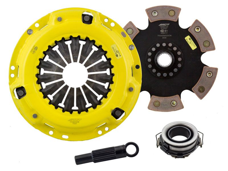 1991-1995 Toyota MR2 ACT Clutch Kit XT/Race Rigid 6 Pad Kit - TM1-XTR6 - Advanced Clutch