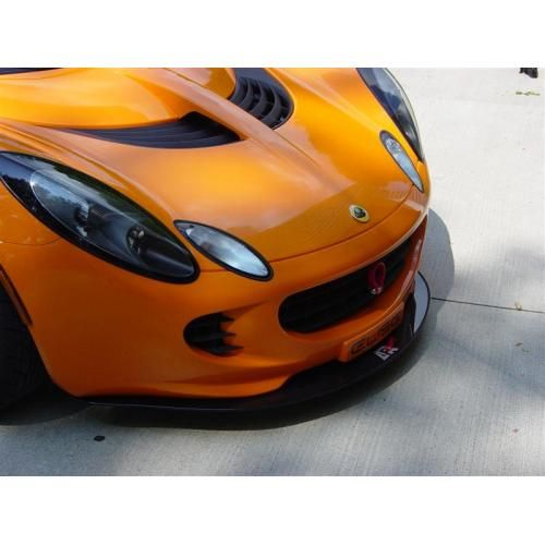 2001-2011 Lotus Elise APR Carbon Fiber Front Splitter With Rods