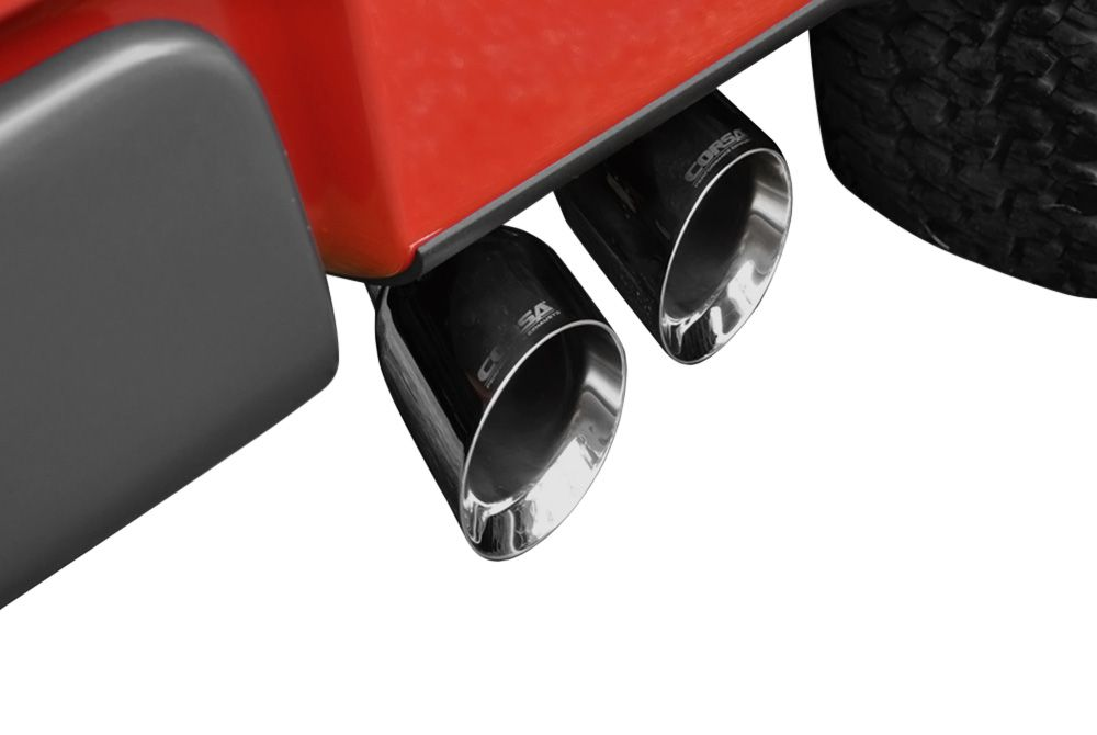 2009-2010 Ford F-150 5.4L V8 Corsa Performance Cat-Back Exhaust System