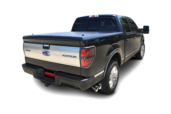 2011-2014 Ford F-150 6.2L V8 Corsa Performance Cat-Back Exhaust System