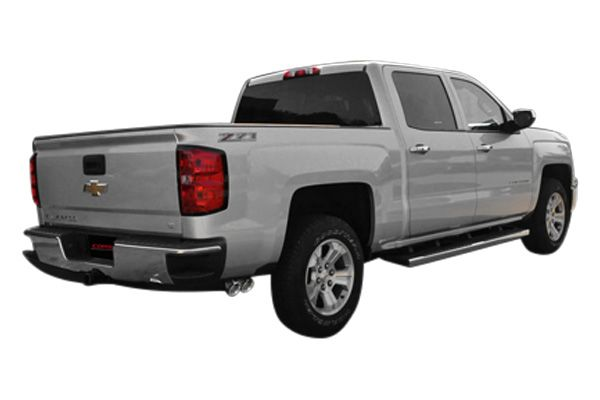 2014 GMC Sierra 1500 Crew Cab/Standard Bed 5.3L V8 Corsa Performance Cat-Back Exhaust System