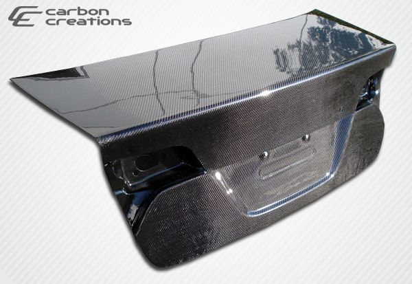2006-2011 Honda Civic 4DR Carbon Creations OEM Look Trunk - 1 Piece