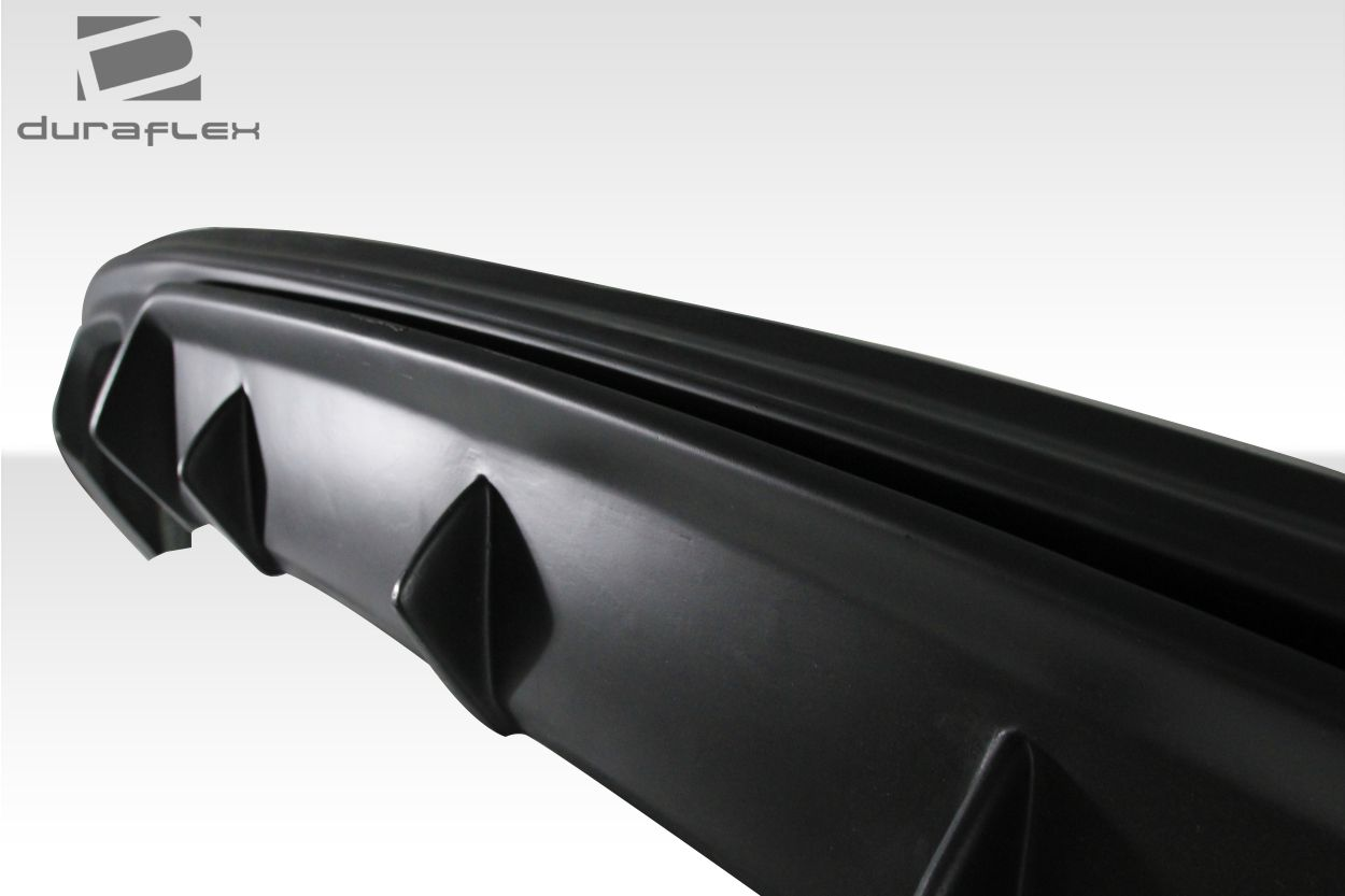 2014-2016 Lexus IS Series IS350 IS250 Duraflex AM Design Style Rear Diffuser - 1 Piece ( F Sport Models only)