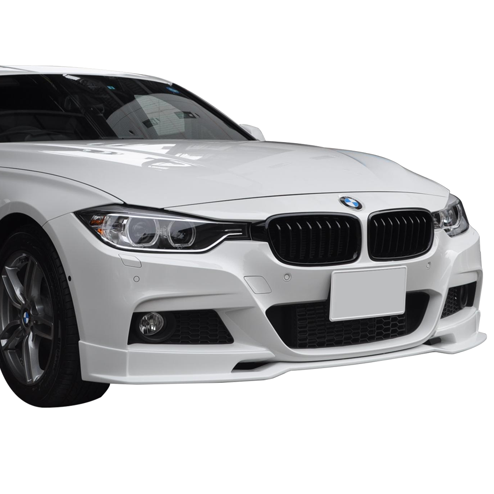 2012-2018 BMW 3-Series M-Sport F30 Type E Style Front