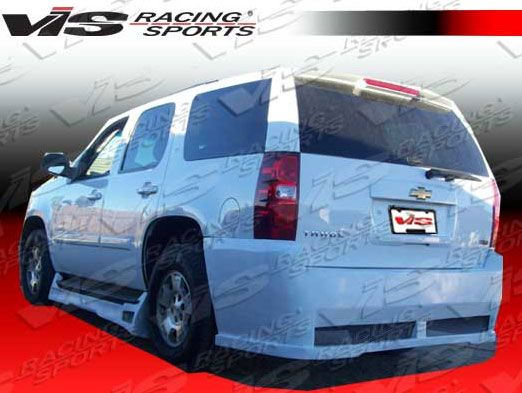 2007-2008 Chevy Avalanche VIP Style Side Skirts by ViS - VIS-07CHAVA4DVIP-004