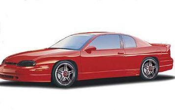 1995-1999 Chevrolet Monte Carlo RKS Urethane Z34 Ground Effects Package