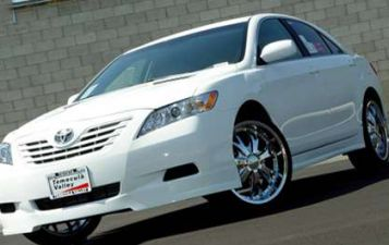 2007-2009 Toyota Camry RKS Urethane Ground Effects Package
