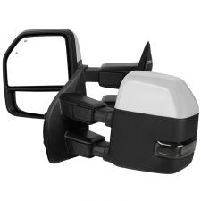 2017-2019 Ford F-250 SuperDuty Towing Mirrors  - RMX-F25017F2GH-P-FS