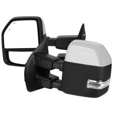 2017-2019 Ford F-250 SuperDuty Towing Mirrors  - RMX-F25017F2H-P-FS