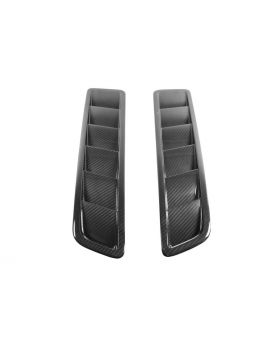 2013-2014 Ford Mustang APR Carbon Fiber Hood Vents