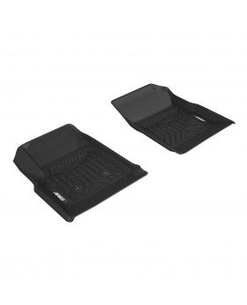 2015-2018 Chevy Colorado Aries Black StyleGuard XD Floor Liners Z71/Crew Cab Pickup - CH06711809