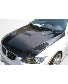 2007-2010 BMW E92 3 Series 2dr Executive Carbon Fiber Hood