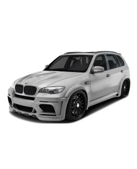 2010-2013 BMW X5M E70 AF-1 Wide Body Complete Kit (GFK) 10PC - 108749