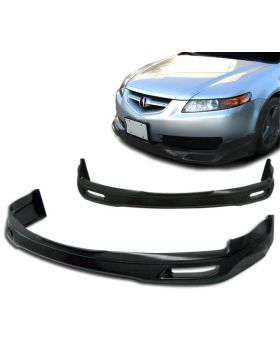 2004-2006 Acura TL Front Bumper Lip Type-1 Poly-Urethane - BLF-ATL041-PU