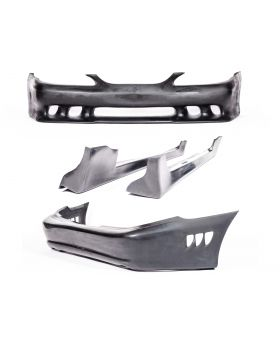 1994-1998 Ford Mustang Sallen Style Polyurethane Body Kit - 37-2012