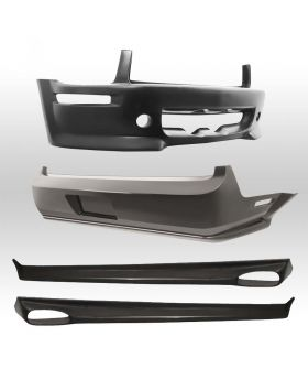 2005-2009 Ford Mustang Eleanor Style Polyurethane Body Kit - 37-2028
