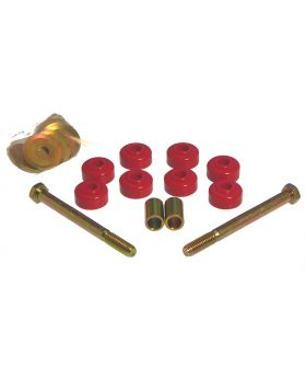 2003-2005 Dodge Neon Front End Link Bushing Kit Red Prothane - 4-401