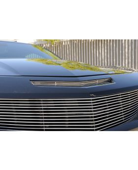 Camaro SS Grille 10-13 Chevrolet Camaro SS Stainless Polished Upper Class Series T-REX Grilles - 54026
