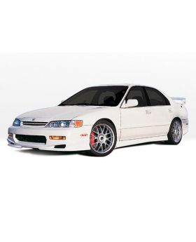 1994-1995 Honda Accord 4dr W Type Style Wings West Body Kit - WW-890267