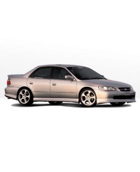 1998-2000 Honda Accord 4dr W Type Style Wings West Body Kit - WW-890353