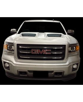 2014-2015 GMC Sierra 1500 Functional Ram Air Hood