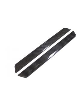 CPC Carbon Fiber Door Sills for 2013-2018 Ford Focus RS/ST - INT-124-249