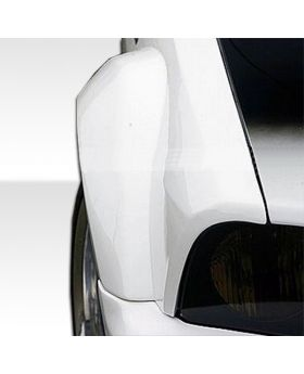 2005-2009 Ford Mustang Duraflex Circuit Wide Body Front Fenders - 2PC - 100653