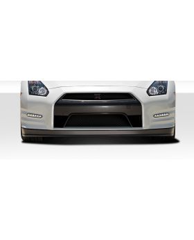 2009-2015 Nissan GT-R R35 Duraflex OEM Facelift Conversion Front Lip Under Air D