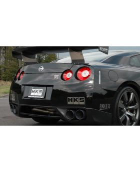 2007-2013 Nissan GT-R HKS Superior SpecR Exhaust System - 31025-AN005