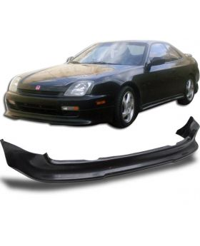 1997-2001 Honda Prelude Front Bumper Lip Type-S Poly-Urethane - BLF-HP97S-PU