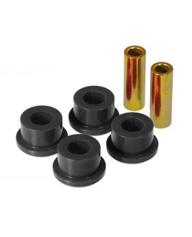 1996-1997 Honda Accord Value Package Front Lower Control Arm Bushing Kit Black Prothane - 8-216-BL