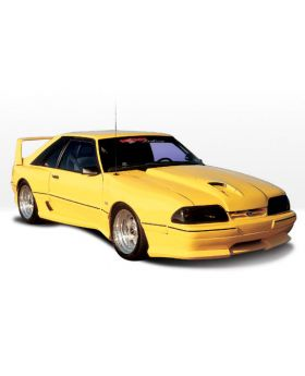 1987-1993 Ford Mustang LX Dominator Style Wings West Body Kit - WW-591013