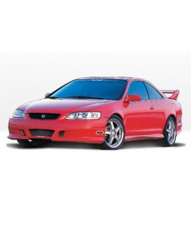 1998-2000 Honda Accord 2dr W Type Style Wings West Body Kit - WW-890282